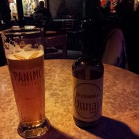 Photo taken at Cosmic Comic Cafe by Nika N. on 12/18/2012
