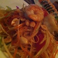 Photo taken at Sushi Yama Asian Bistro by Diana P. on 10/3/2012