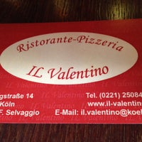 Снимок сделан в Ristorante Il Valentino пользователем Andreas W. 11/20/2013