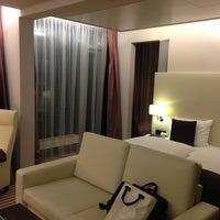 Das Foto wurde bei Radisson Blu Hotel Leipzig von Stephanie B. am 4/23/2013 aufgenommen