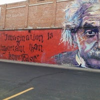 Photo taken at Downtown Greeley by Bridgey Y. on 9/29/2013