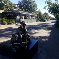 Photo taken at Downtown Greeley by Bridgey Y. on 9/26/2013