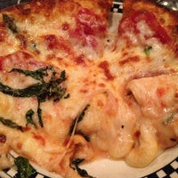 Photo taken at Mancini's Brick Oven Pizzeria and Restaurant by Tumbleweed & Eddie's, T. on 12/20/2012
