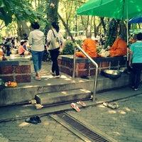 Photo taken at ลานใส่บาตร by Mini n. on 5/19/2013