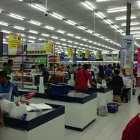 Photo taken at TF VALUE MART-BENTONG 2 by moonHwa 文. on 6/7/2013