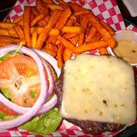 Photo taken at Basement Burger Bar by D T. on 5/17/2013