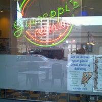 Photo taken at Giuseppi's Pizza by Lynette E. on 11/12/2012