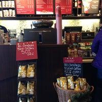 Photo taken at Starbucks by Jon on 1/1/2013