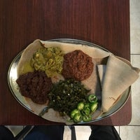 Photo taken at Habesha Market and Carry-out by Salim C. on 6/11/2017