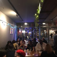 Photo taken at Carma Asian Tapas by JapanCultureNYC on 12/19/2017
