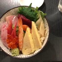Снимок сделан в MI-NE SUSHI NY пользователем JapanCultureNYC 8/15/2017