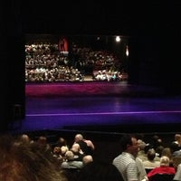 Photo taken at Theatre Memphis by Ashley K. on 3/16/2013