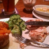 Photo taken at Outback Steakhouse by Candise G. on 9/10/2013