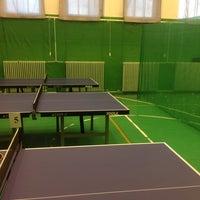Photo taken at Ping Pong Ház by Zalán V. on 3/12/2014