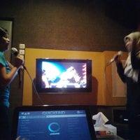 Photo taken at NAV Karaoke Keluarga by Cyntiya R. on 6/24/2014