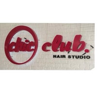 Photo taken at Chic Club Hair Studio by Sirin R. on 9/5/2014