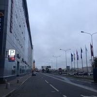 Photo taken at 100 ТВ by Sveta B. on 7/22/2013