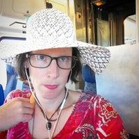 Photo taken at Modesto Amtrak (MOD) by Kelly C. on 5/31/2016