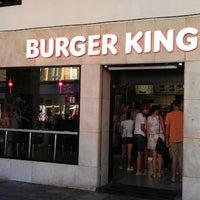 Photo taken at Burger King by Sergej on 10/8/2014
