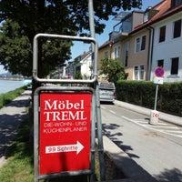 Photo taken at Möbel Treml by Sergej on 7/31/2017