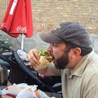 Photo taken at Greek Corner Restaurant by Ben W. on 8/4/2013