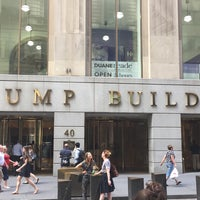 Photo taken at Trump Building by Евгений O. on 6/26/2017