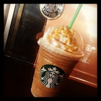Photo taken at Starbucks by Solstice H. on 10/21/2013