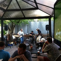 Photo taken at Westover Market Beer Garden by Ravi B. on 6/14/2013