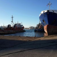 Photo taken at Çelik Tekne Tersanesi by Hüseyin Deniz Ö. on 12/24/2014