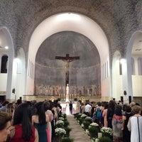 Photo taken at Paróquia Nossa Senhora da Paz by Mara D. on 11/28/2015