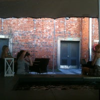 Photo taken at Docklands Hotel by Wendy J. on 1/3/2013
