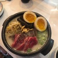 Das Foto wurde bei Jeju Noodle Bar von Zack K. am 4/27/2018 aufgenommen