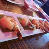 Photo taken at Octopus Japanese Restaurant by Adriana R. on 12/7/2012