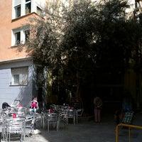 Photo taken at Plaza Del Arbol by Teresa M. on 3/23/2013