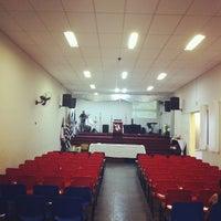Photo taken at Igreja Apostólica Projeto Ide by Fagner C. A. on 1/5/2014