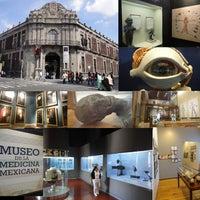 Photo taken at Museo de Medicina by Juristas UNAM on 11/23/2012