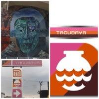 Photo taken at Metro Tacubaya by Juristas UNAM on 6/21/2013
