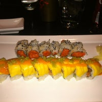 Photo taken at Nisen Sushi by Alex D. on 3/14/2013