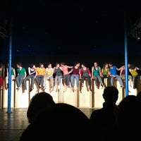 Photo taken at Schatzinsel Circus by Artas B. on 3/17/2013