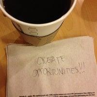 Photo taken at Starbucks Coffee by Ben F. on 7/15/2013