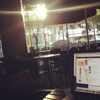 Photo taken at Starbucks Coffee by Ben F. on 2/28/2013