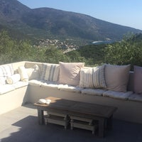 Photo taken at Kyparissi by Vlassis P. on 7/22/2017