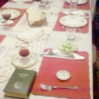 Photo taken at MALCA'S House For Friday Dinner by Mordechai L. on 1/5/2013