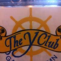 Photo taken at Y Club by Angela M. on 4/6/2013