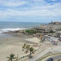 Photo taken at Praia do Sonho by Marco D. on 12/16/2012