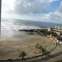Photo taken at Praia do Sonho by Marco D. on 11/17/2012