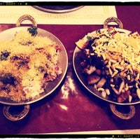 Photo taken at Masala Restaurant by tobias p. on 9/29/2012