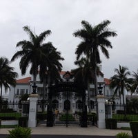 Photo taken at Flagler Museum by Michael F. on 6/8/2013