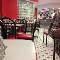 Photo taken at Steak 'n Shake by Andrew M. on 12/29/2012