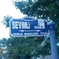 Photo taken at Sevimli Sokak by Sadık . on 5/21/2016